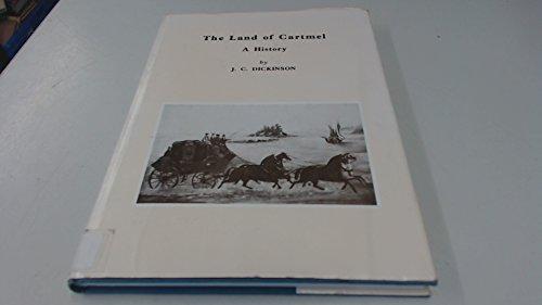 The Land Of Cartmel - a history: J C Dickinson