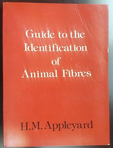 9780900820113: Guide to the Identification of Animal Fibres