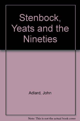 9780900821042: Stenbock, Yeats and the Nineties