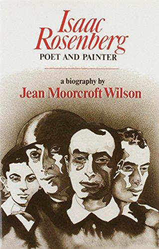 9780900821219: Isaac Rosenberg: Poet and Painter