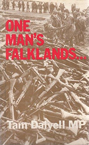 9780900821646: One Man's Falklands