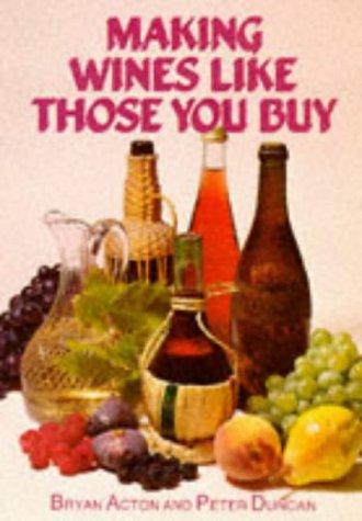 9780900841033: Making Wines Like Those You Buy