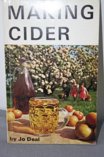 9780900841453: Making Cider