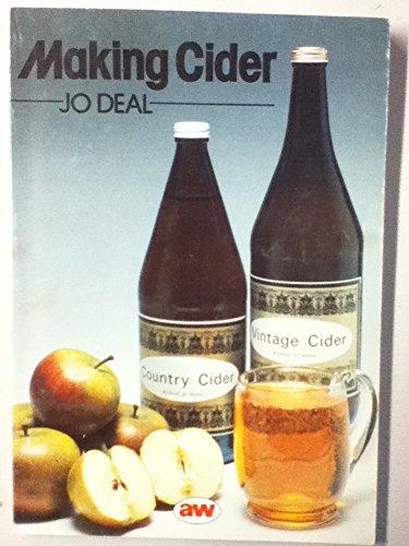 Making Cider: Deal, Jo