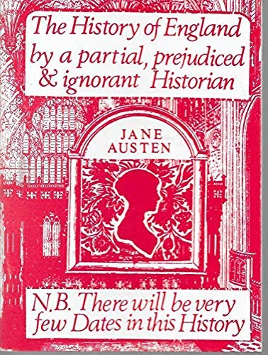 9780900847882: The History of England: By a Partial, Prejudiced and Ignorant Historian (Carr's Pocket Books)