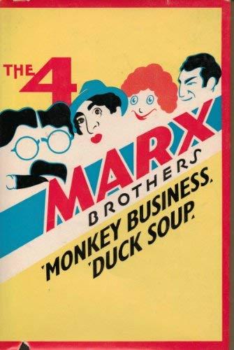 9780900855665: Marx Brothers: