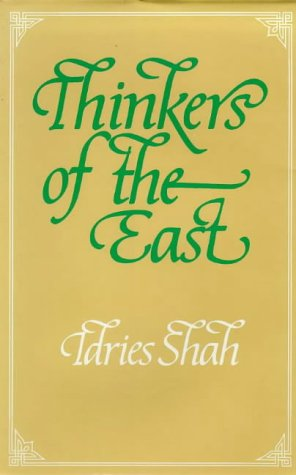9780900860461: Thinkers of the East: Studies in Experientialism
