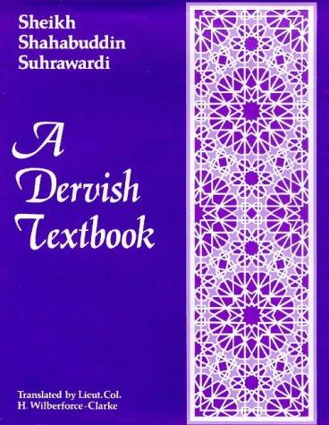 A Dervish Textbook - Kashani's Recension of