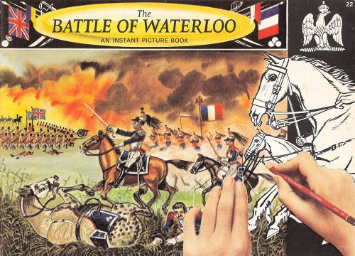 9780900862144: Battle of Waterloo - Instant Picture Book