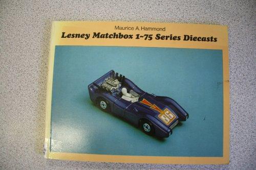 9780900873249: Lesney `Matchbox' 1-75 Series Diecasts