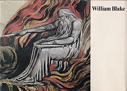William Blake: a complete catalogue of the works in the Tate Gallery,: Tate Gallery