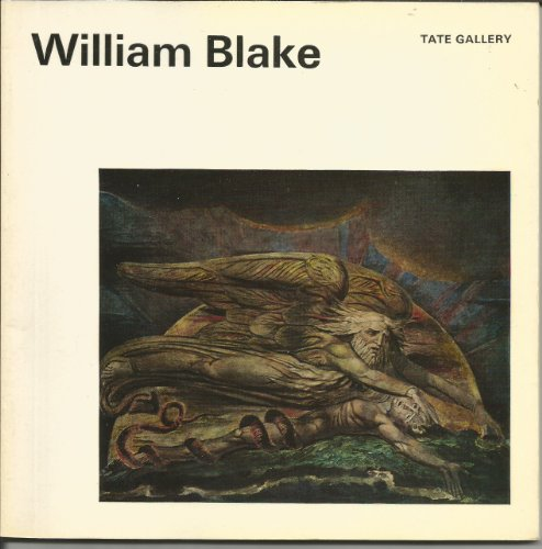 9780900874376: William Blake (The Tate Gallery Little Book Series)