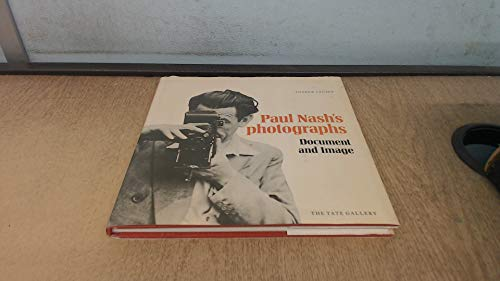 9780900874598: Paul Nash's photographs: document and image;