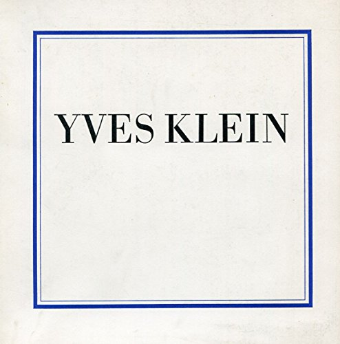 9780900874734: Yves Klein, 1928-1962 - selected writings