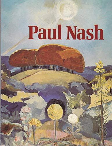 9780900874956: Paul Nash paintings and watercolours