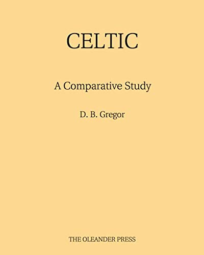 9780900891564: Celtic: A Comparative Study