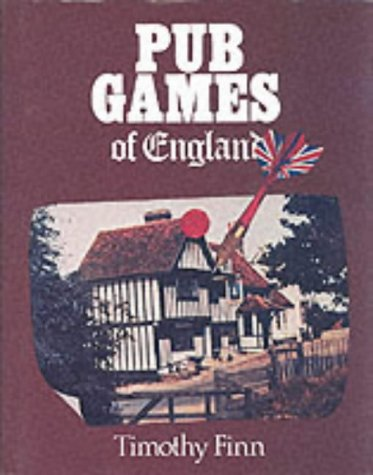 9780900891663: Pub Games of England (Oleander Games and Pastimes)