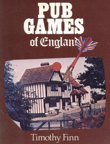 9780900891670: Pub Games of England