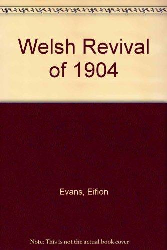 9780900898037: Welsh Revival of 1904