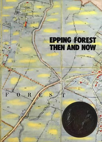 9780900913396: Epping Forest Then and Now