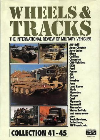 9780900913822: Wheels and Tracks: Collections 41-45