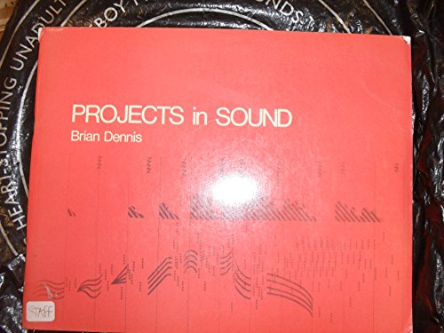 9780900938450: Projects in Sound