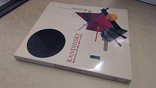 9780900946714: Kandinsky: Watercolours and other works on paper