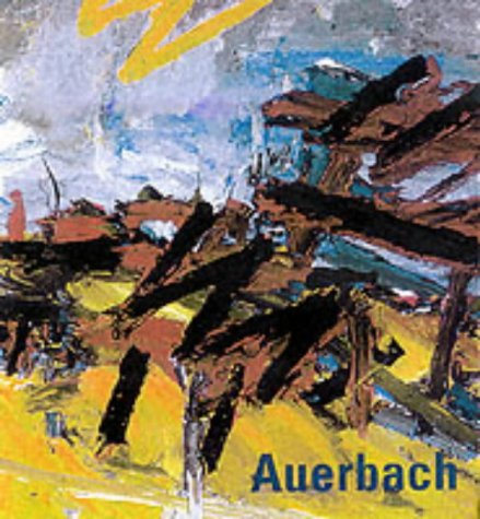9780900946998: Frank Auerbach: Paintings and Drawings 1954-2001