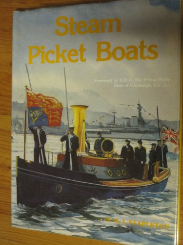 9780900963636: Steam Picket Boats and Other Small Steam Craft of the Royal Navy