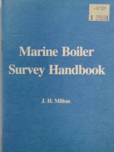 9780900976322: Marine Boiler Survey Handbook