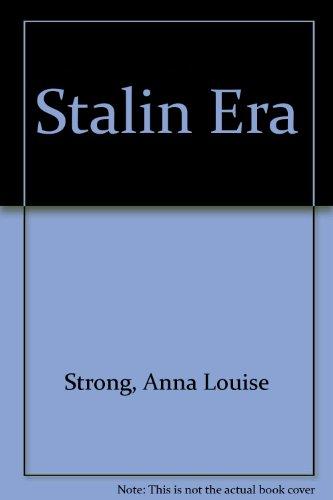 9780900988547: Stalin Era