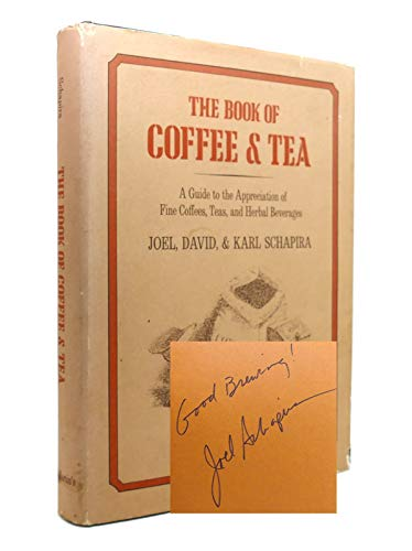 9780900997877: Book of Coffee and Tea