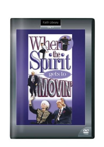 9780901005502: DVD-When The Spirit Gets To Movin