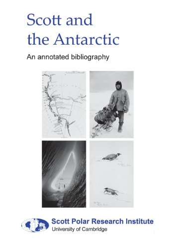 9780901021236: Scott and the Antarctic: an annotated bibliography