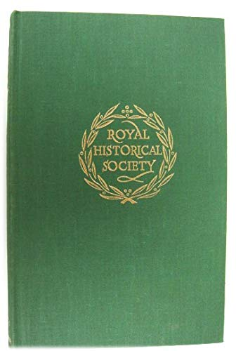 Transactions of the Royal Historical Society Fifth: Morgan D A