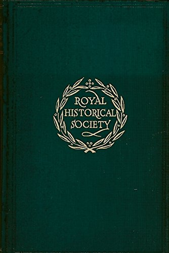 Transactions of the Royal Historical Society. Fifth Series Volume 31.