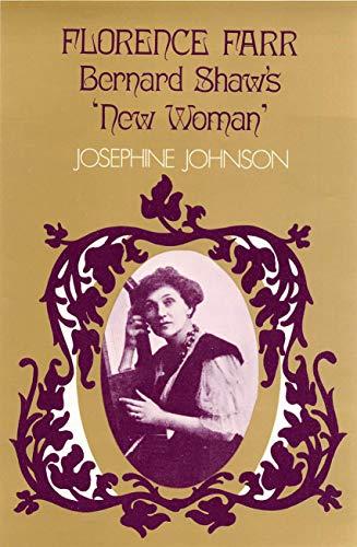 """9780901072153: Florence Farr: Bernard Shaw's """"""""New Woman"""
