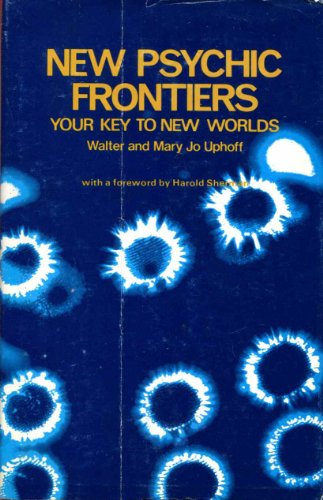 9780901072177: New Psychic Frontiers: Your Key to New Worlds