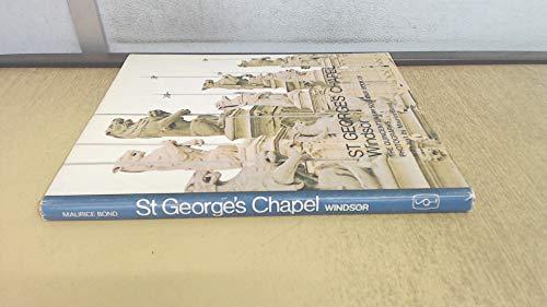 9780901072221: St. George's Chapel, Windsor: Quincentenary Souvenir Book of Photographs