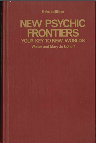 9780901072689: New Psychic Frontiers: Your Key to New Worlds