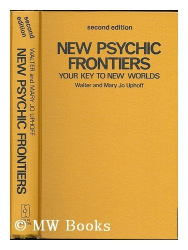 9780901072740: New Psychic Frontiers: Your Key to New Worlds