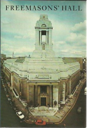 9780901075086: Freemasons' Hall: The Home and Heritage of the Craft