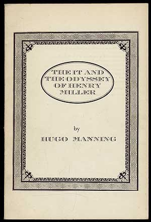 9780901111296: 'It' and the Odyssey of Henry Miller