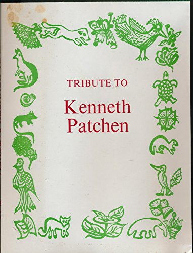 TRIBUTE TO KENNETH PATCHEN: UNKNOWN
