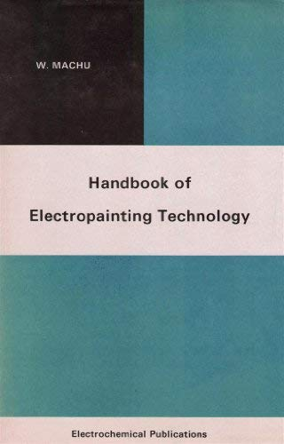 9780901150066: Handbook of Electropainting Technology