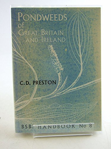 9780901158246: Pondweeds of Great Britain and Ireland