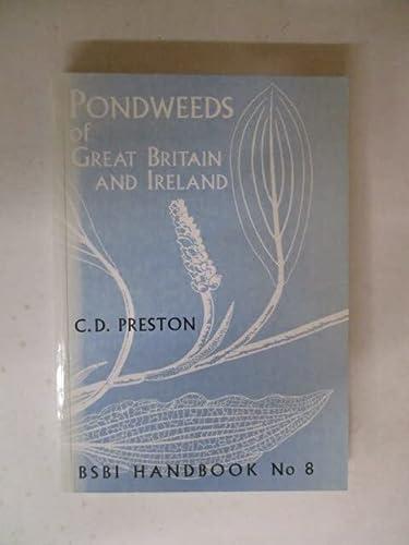 9780901158246: Pondweeds of Great Britain and Ireland (BSBI Handbooks for Field Identification)