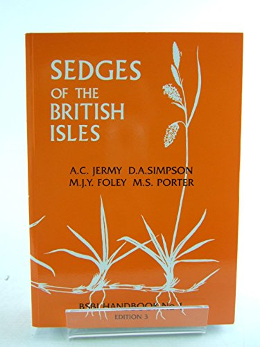 9780901158352: Sedges of the British Isles: B.S.B.I. Handbook no. 1 (BSBI Handbooks)