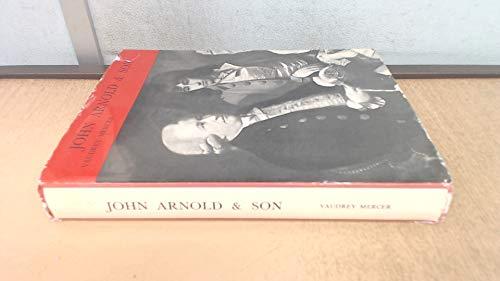 John Arnold and Son, Chronometer Makers 1762-1843: MERCER: V.