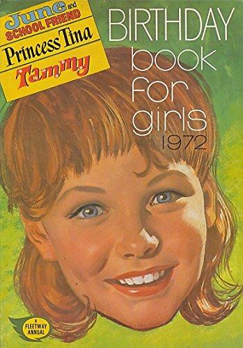 9780901267788: Birthday Book for Girls 1972